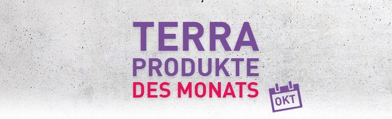 Grafik TERRA Produkte des Monats
