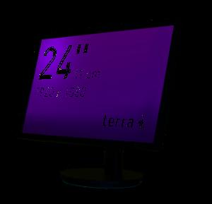 Grafik LCD des Monats