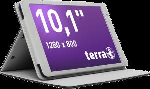 Grafik Tasche/PAD-Ständer TERRA PAD 1005