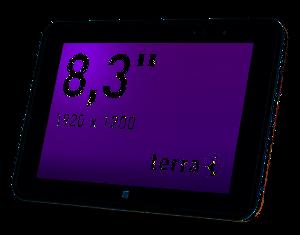 Grafik TERRA PAD 885 INDUSTRY