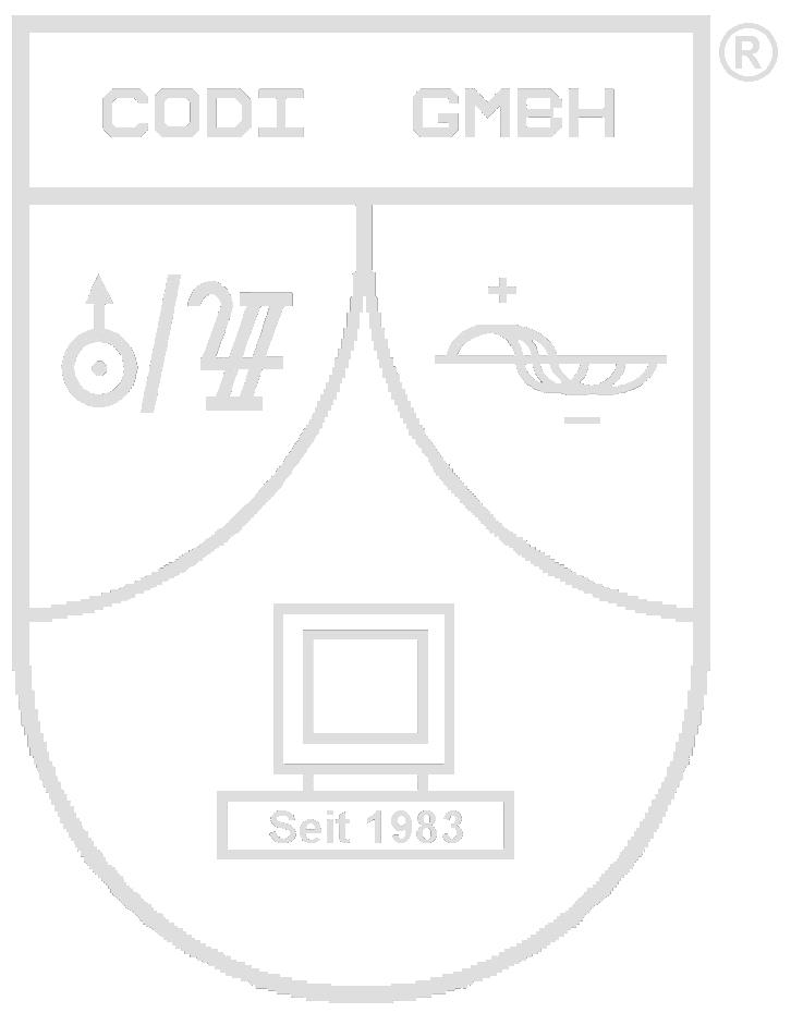 Firmenlogo CODI GmbH
